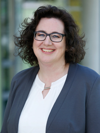 Sekretärin Frau Hondmann