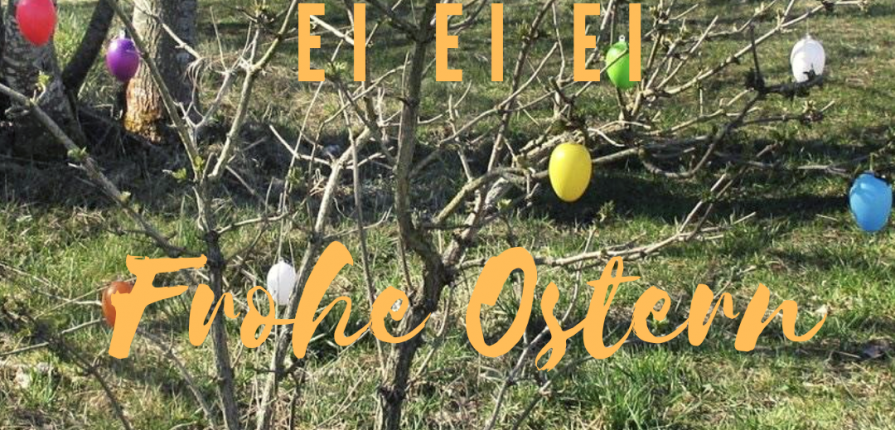 Osterstrauß - Frohe Ostern